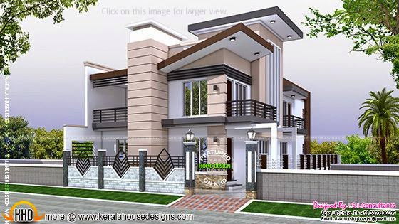 Home modern style