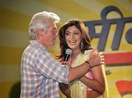 Richard Gere dan Shilpa Shetty