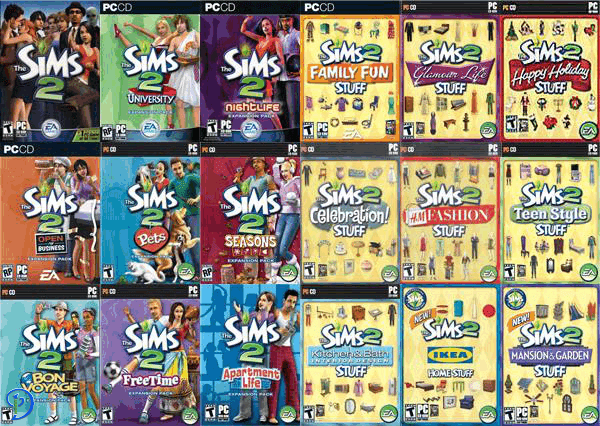 the sims 2 complete collection download free full version