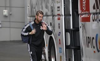 Sergio Ramos pindah Manchester United