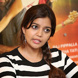 Swathi Photos at Bangaru Kodi Petta Movie Interview 129