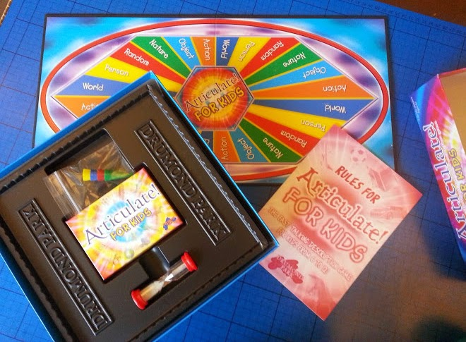 Articulate For Kids game review