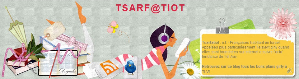 TSARF@TIOT