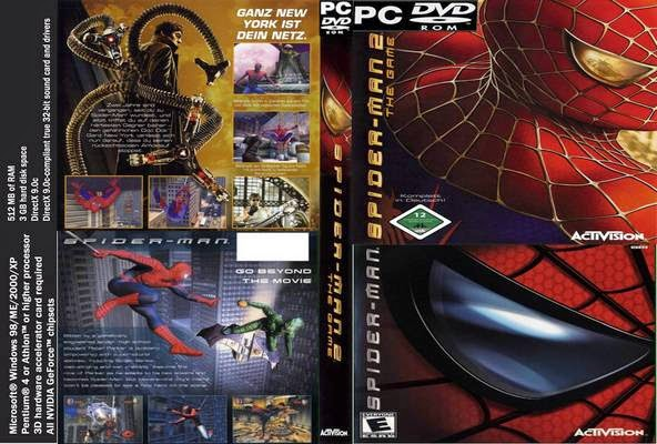 Download Spiderman 2 Full Version for PC