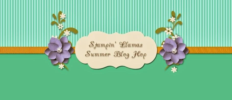 Stampin' Llamas