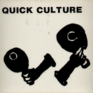 Cover Album of QUICK CULTURE - S/T, 12 EP, 1982, GERMANY