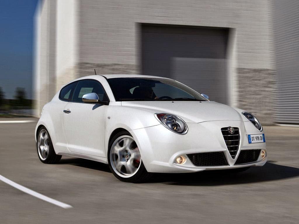 Alfa Romeo Mito Image