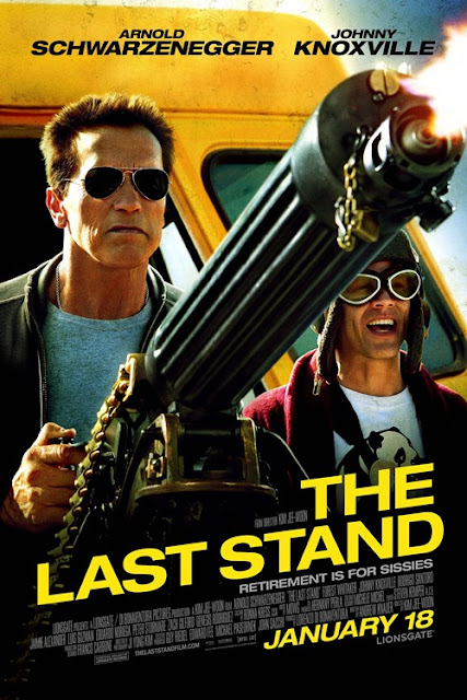 The Last Stand (2013) CAM 450Mb Mkv
