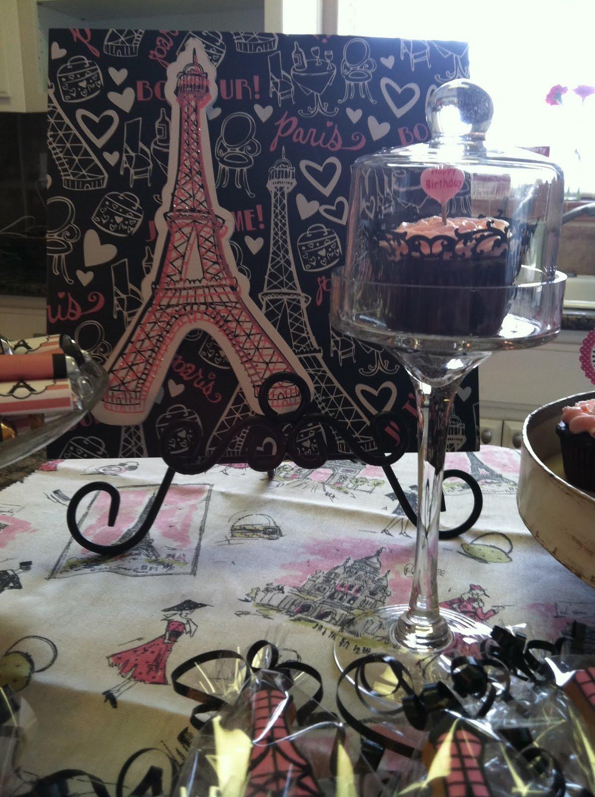 The Baeza Blog: Paris Party!