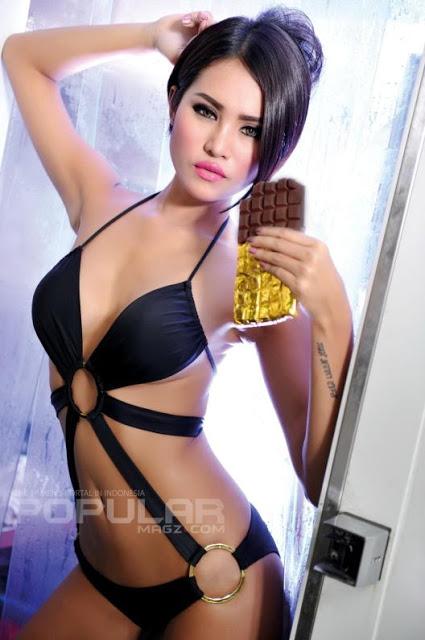 Foto bugil Artis Model Laras Monca Kalea Kumpulan Cerita Dewasa ...