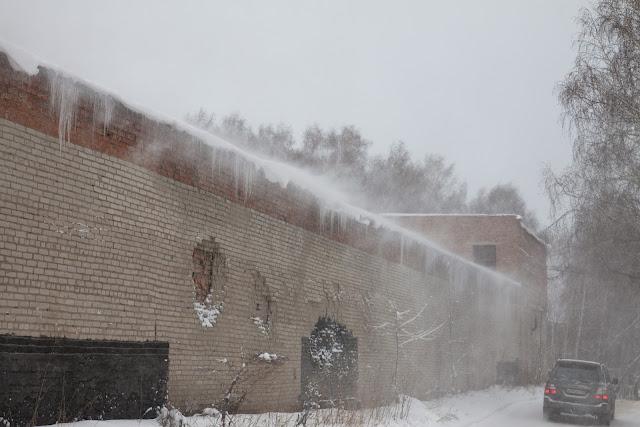 siberia weather november snow