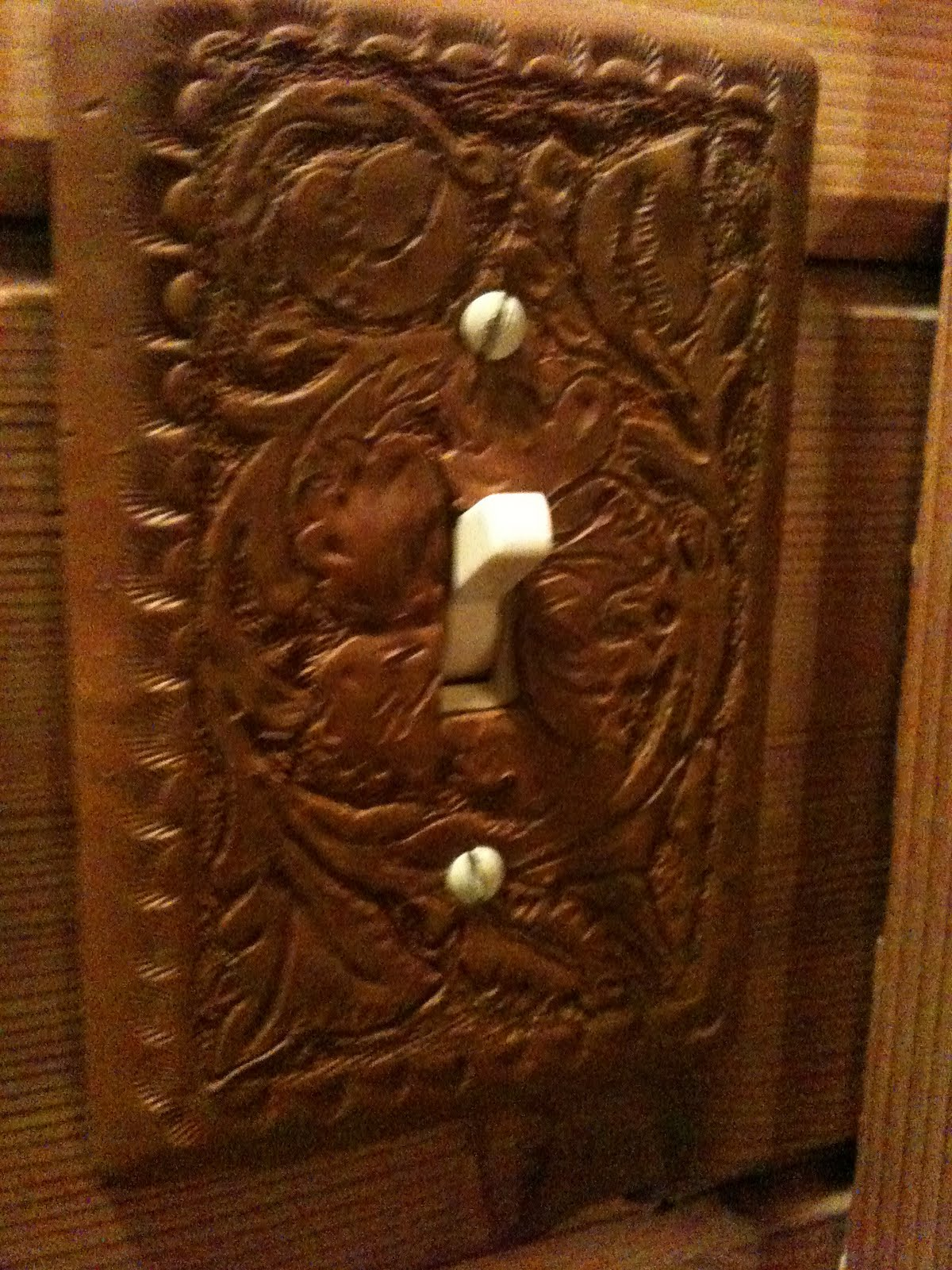 Artful Panoply Polymer Clay Lightswitch Covers