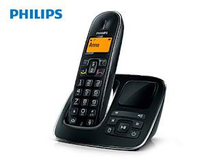 Telefon bezprzewodowy PHILIPS CD1961 BeNear Biedronka