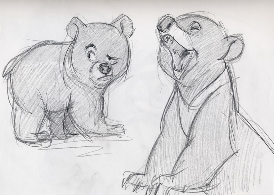 http://hesstoons.deviantart.com/art/Brother-bear-character-sketche-4525373