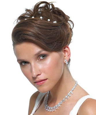 Medium Length Hairstyles Updos for Prom