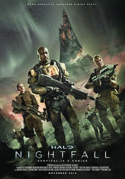 Halo Nightfall online (2014) HD 720p [MEGA] [LATINO]