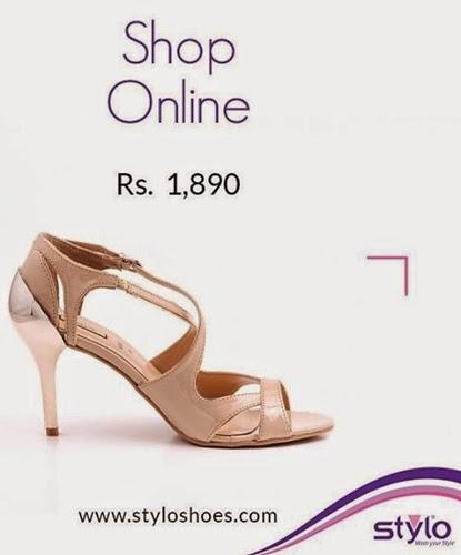 Stylo Eid Ul Fitr Shoes 2014