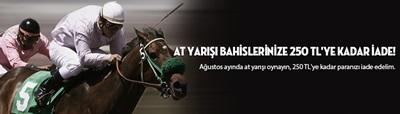 İadeli At Yarışı Bahisleri
