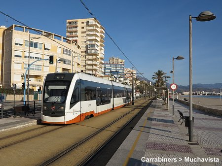 alicante tram strike