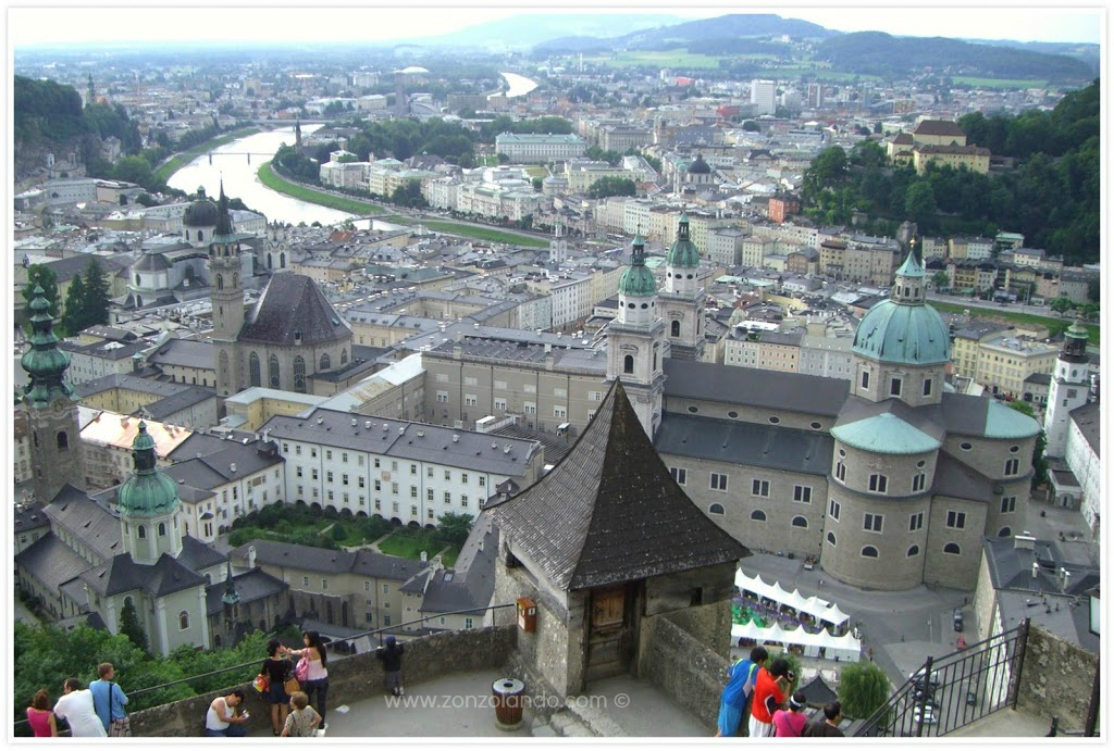 Cosa fare e vedere a Salisburgo in Austria. Racconti e consigli di viaggio.