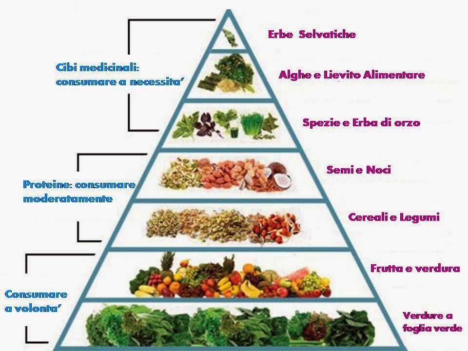 Piramide vegana