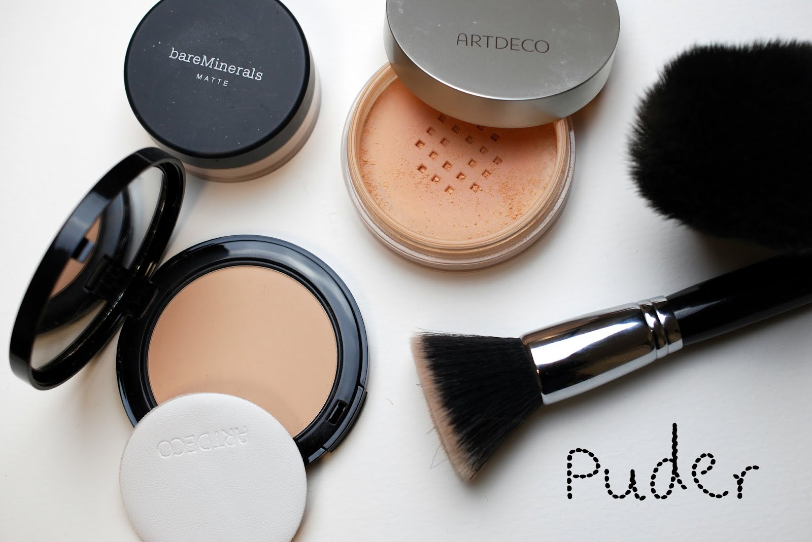 Meine Top 3 Beauty Essentials: Puder