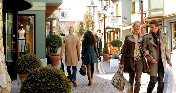 Madrid shopping for Outlet las rozas