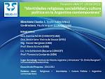 UBACYT RELIG-AR programación 2010-2012
