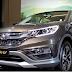 Harga Dan Spesifikasi Honda CRV Facelift Terbaru 2016