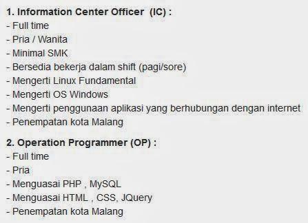 bursa-lowongan-kerja-smk-malang-terbaru-februari-2014