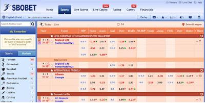 News Liga777 Agen Betting SBOBET, IBCBET, CMDBET Terpercaya