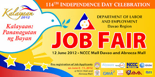 KALAYAAN JOB FAIR 2012