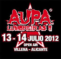 Aúpa Lumbreiras 2012 en Villena
