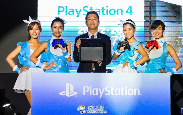 PlayStation4 (PS4) to be Launched in Malaysia on 20th December, 2013