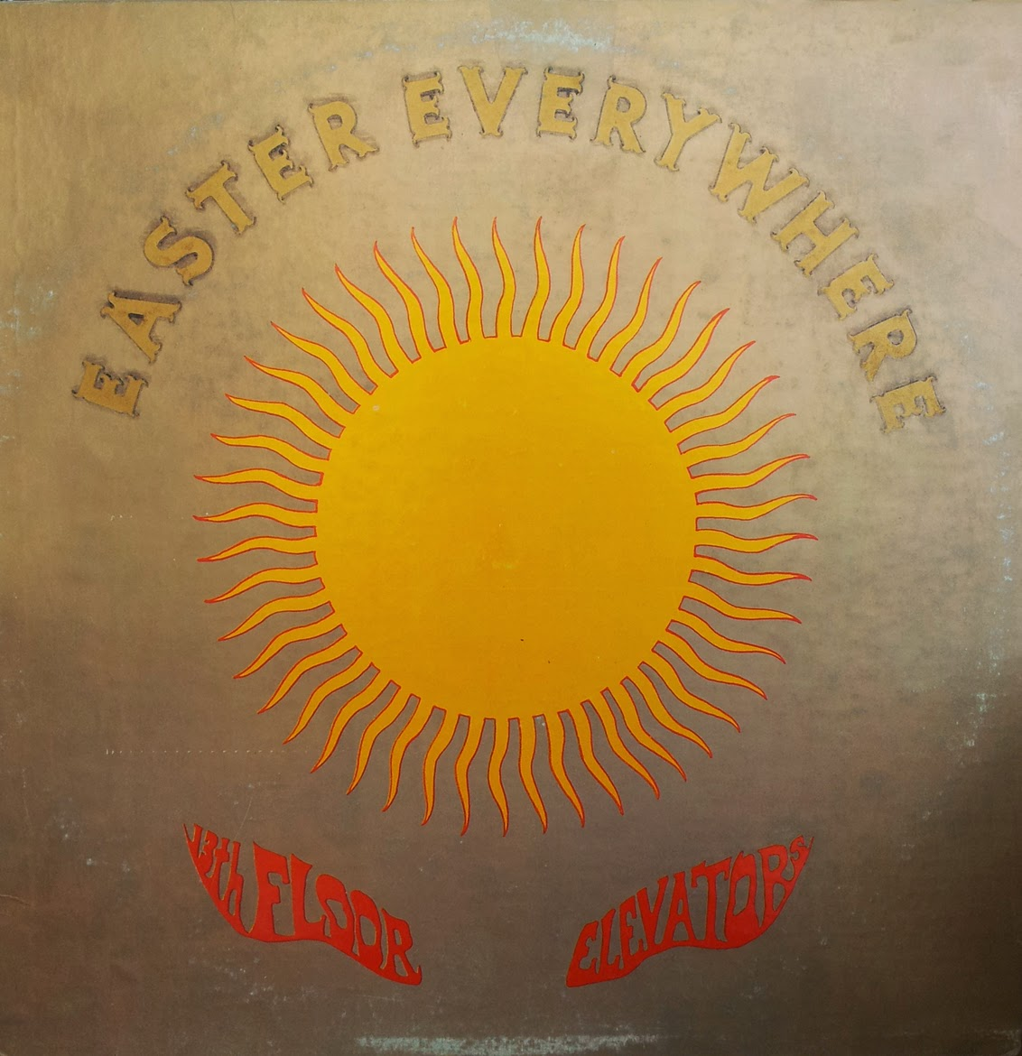 13 1 3 the real 500 best albums of all time part 30 of for 13th floor elevators easter everywhere