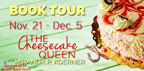 3 ebook copies of The Cheesecake Queen (INT) ends 12/18