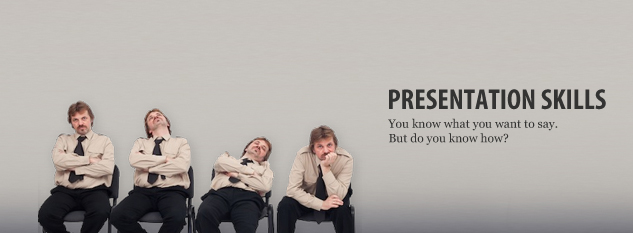 Presentation skills for user experience designer soft skill