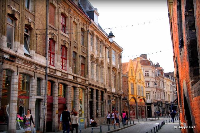 Rue de la Monnaie - Lille