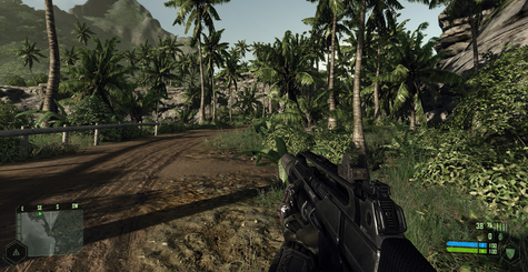 Crysis Free Download For PC