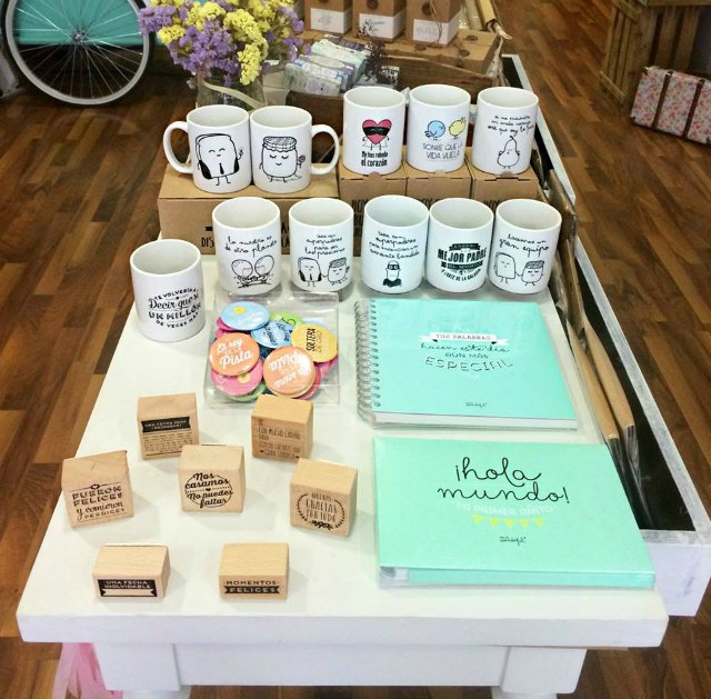The Craftcake Mama Shop Zaragoza