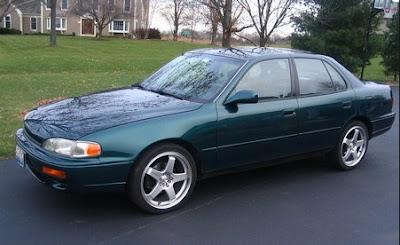 1994 Toyota Camry XV10 CSI Review Price