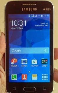 Cara Root Samsung Galaxy V SM-G313HZ Dengan Cwm