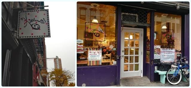 Kitchenette, New York
