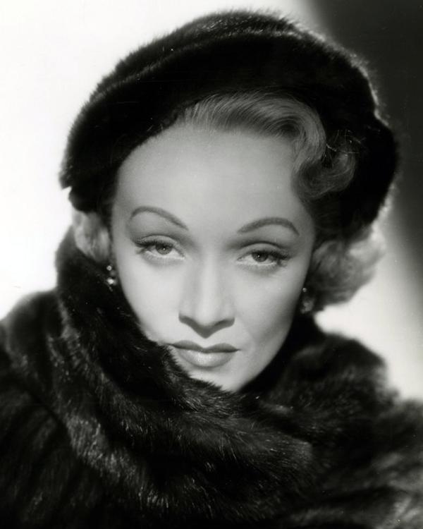 Marlene Dietrich Zitate
