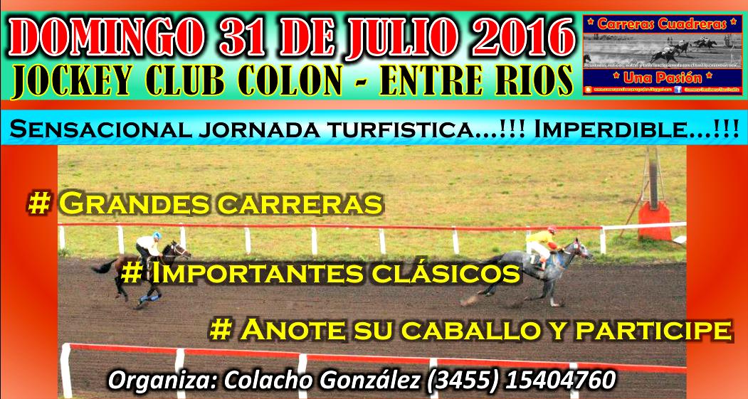 COLON - 31.07.2016