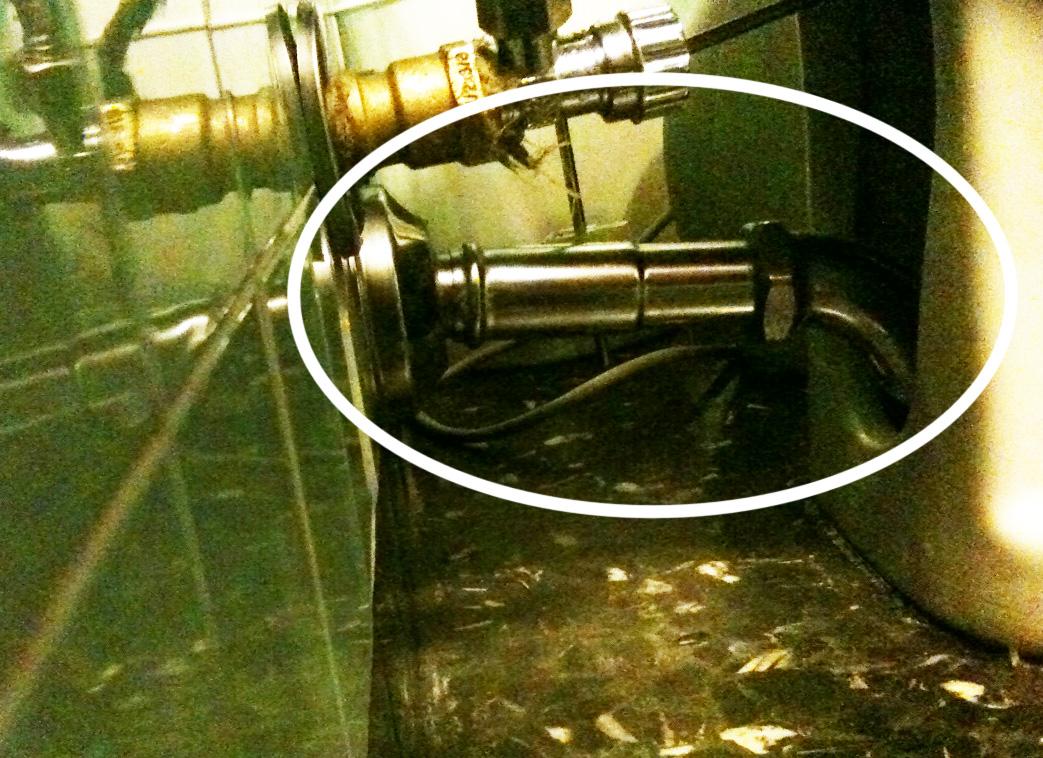 Fai da te idraulica cambio sifone scarico che perde - Misure attacchi idraulici bagno ...