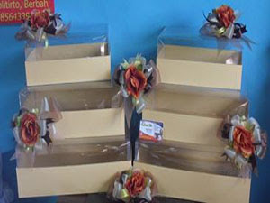 Kotak-Kotak Hantaran Pernikahan
