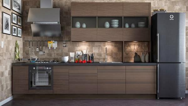 Contoh Desain Dapur Minimalis Elegan