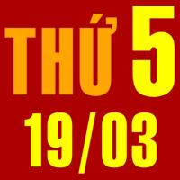 Tử vi 19/3/2015 Thứ Năm - 12 Cung Hoàng Đạo hôm nay