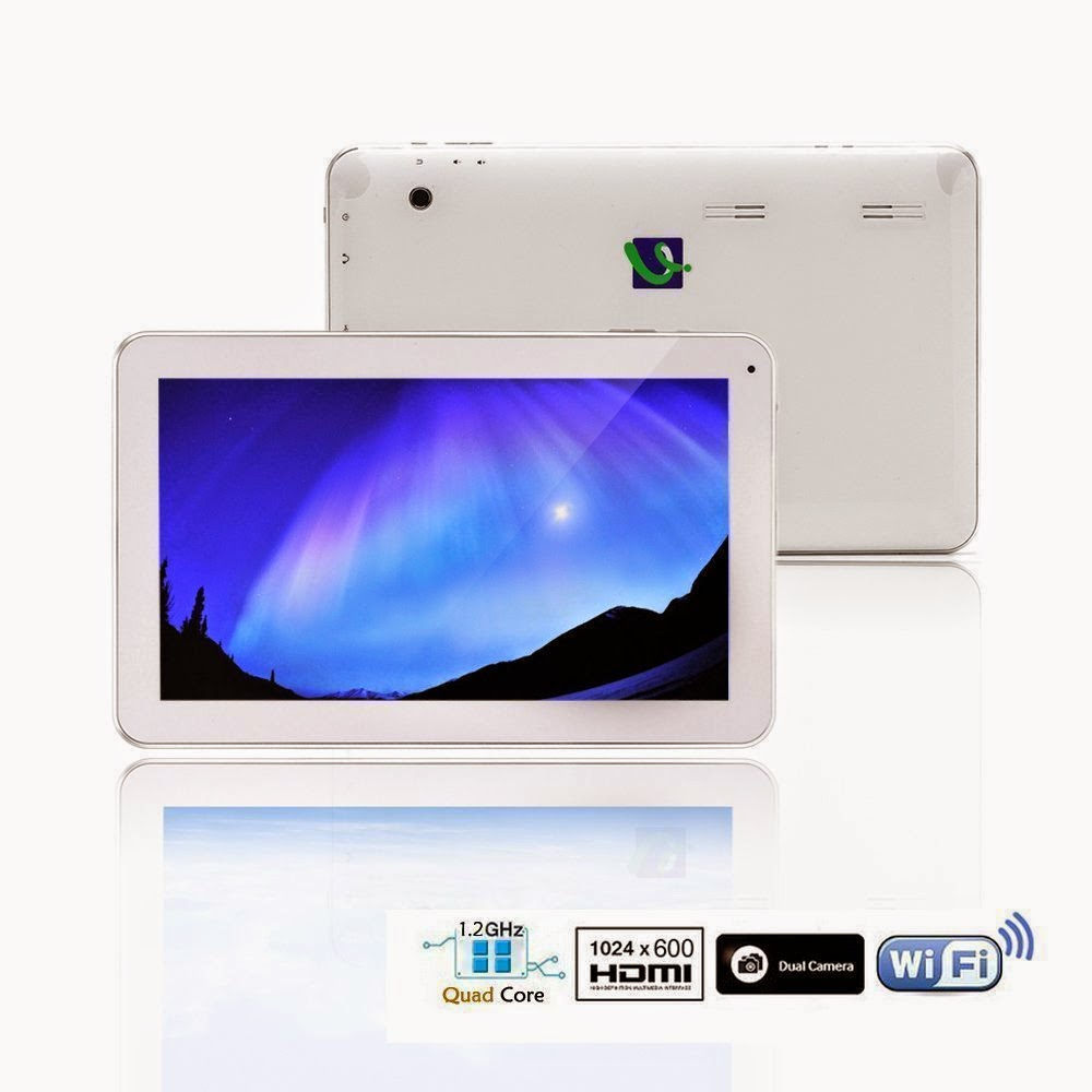 iRulu 10 inch Quad Core Android Tablet PC